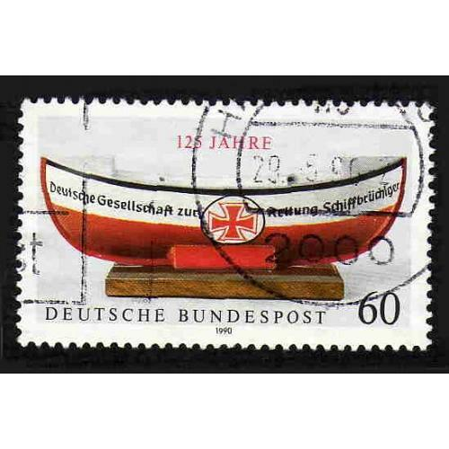 German Used Scott #1605 Catalog Value $.50