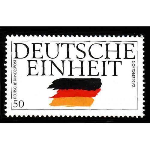 Germany Hinged ng Scott #1612 Catalog Value $1.15