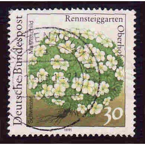 German Used Scott #1630 Catalog Value $.30