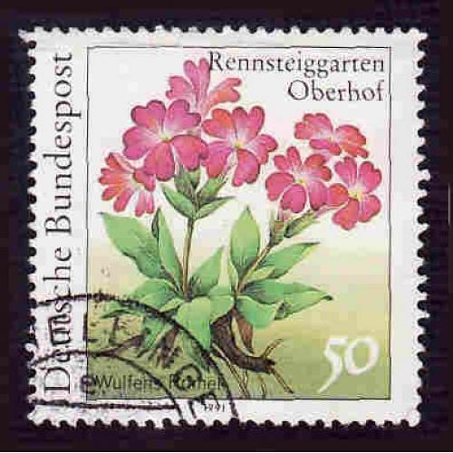 German Used Scott #1631 Catalog Value $.50