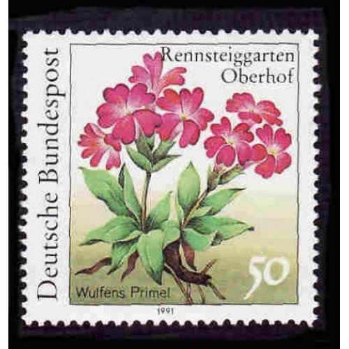 German MNH Scott #1631 Catalog Value $.55