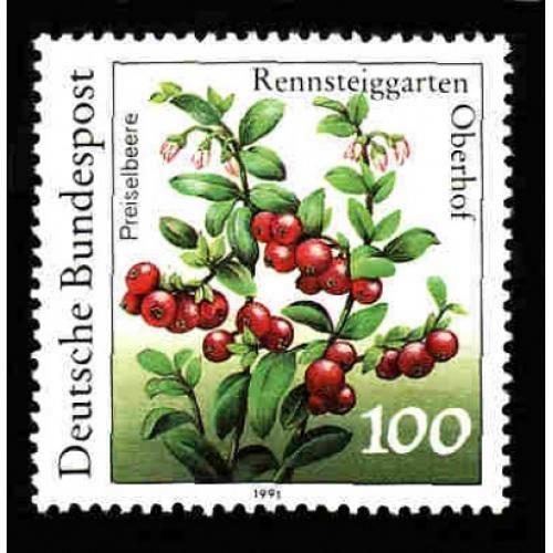 German MNH Scott #1633 Catalog Value $1.40