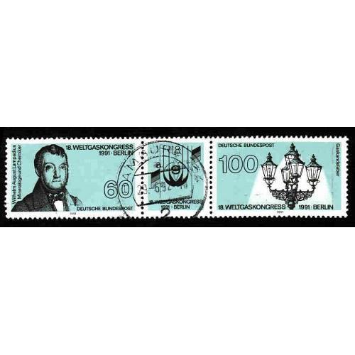 German Used Scott #1648a Catalog Value $2.75