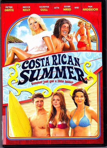 Costa Rican Summer DVD 2010 - Very Good
