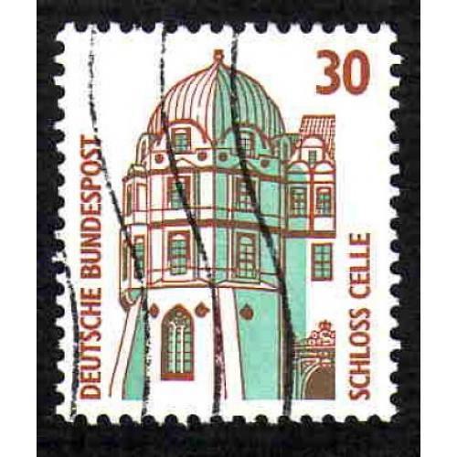 German Used Scott #1518 Catalog Value $.25