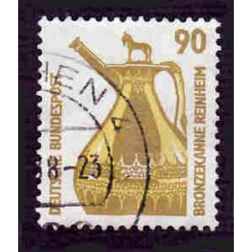 German Used Scott #1529 Catalog Value $2.00