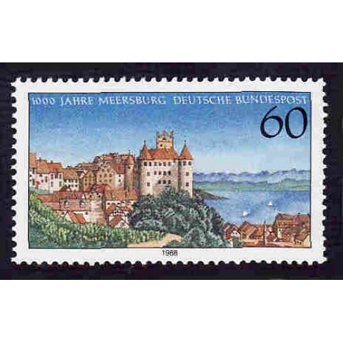 German MNH Scott #1559 Catalog Value $.95