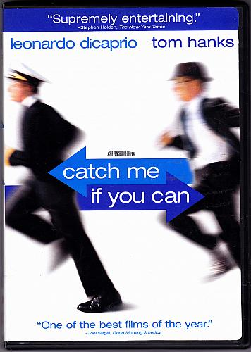 Catch Me If You Can DVD 2003, 2-Disc Set - Very Good