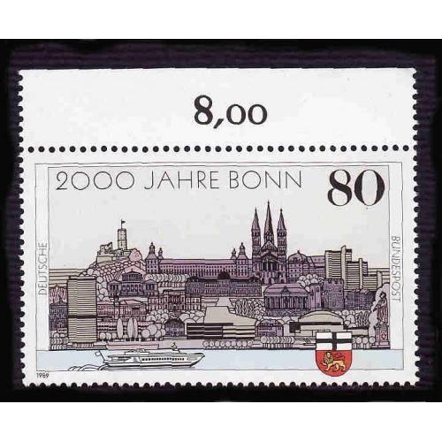 German MNH Scott #1568 Catalog Value $1.60