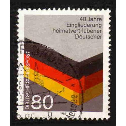 German Used Scott #1451 Catalog Value $.45