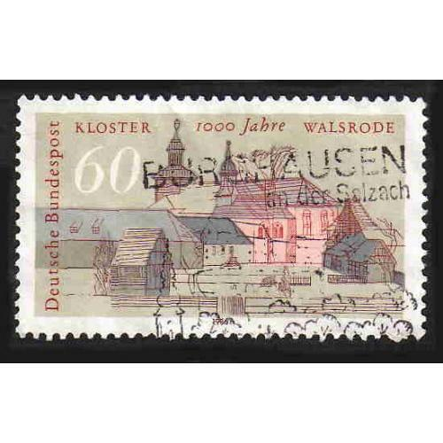 German Used Scott #1459 Catalog Value $.45