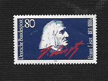 Germany Hinged Scott #1464 Catalog Value $1.85