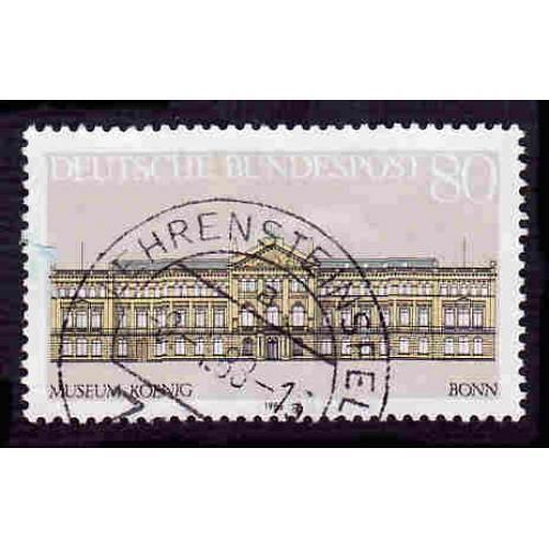 German Used Scott #1466b Catalog Value $1.10