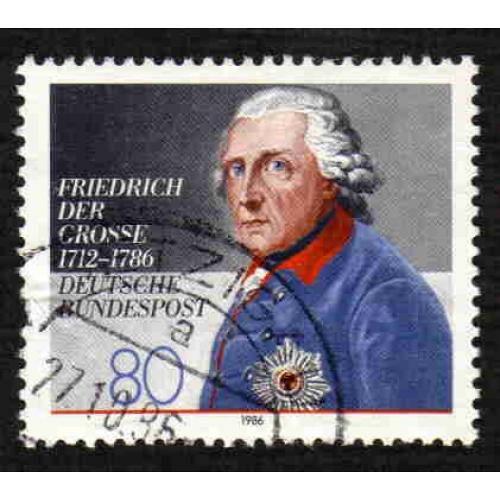 German Used Scott #1469 Catalog Value $.45