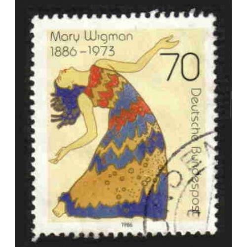 German Used Scott #1474 Catalog Value $.45