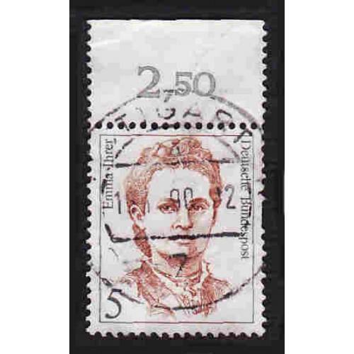 German Used Scott #1475 Catalog Value $.30