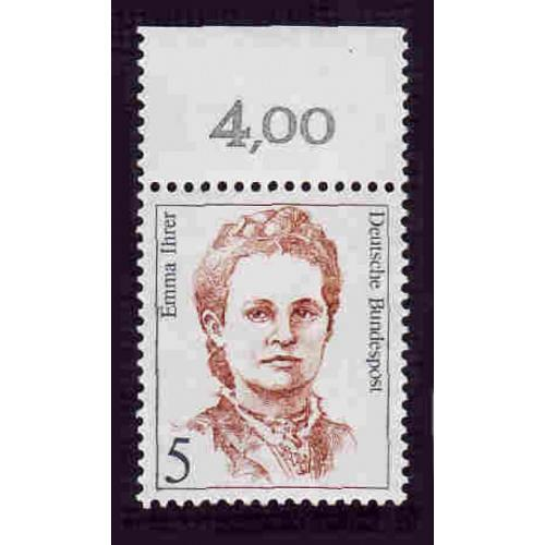 German MNH Scott #1475 Catalog Value $.30