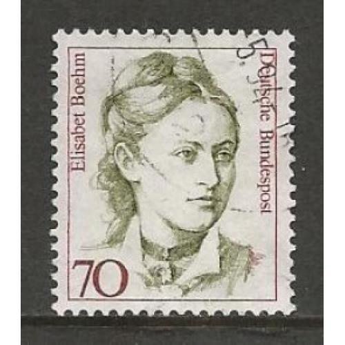 German Used Scott #1482 Catalog Value $.60