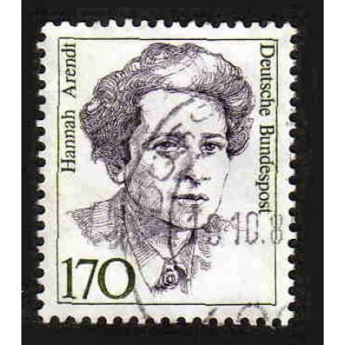 German Used Scott #1489 Catalog Value $1.20
