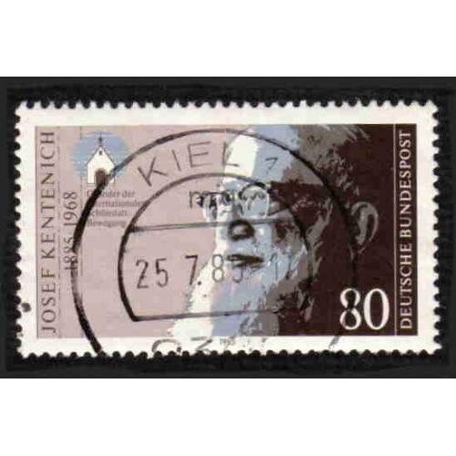 German Used Scott #1444 Catalog Value $.45