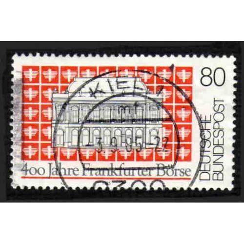 German Used Scott #1447 Catalog Value $.45