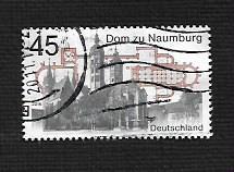 German Used Scott #2935 Catalog Value $.50