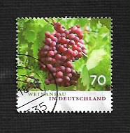 German Used Scott #2990 Catalog Value $.85