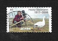 German Used Scott #2981 Catalog Value $.55