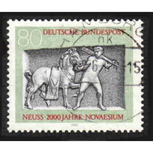 German Used Scott #1421 Catalog Value $.45