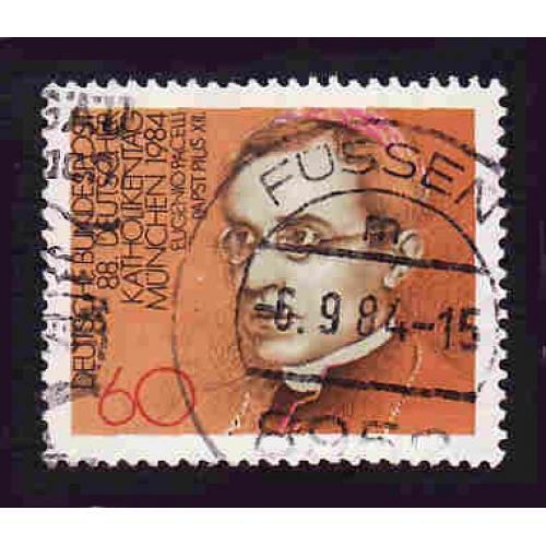 German Used Scott #1423 Catalog Value $.30