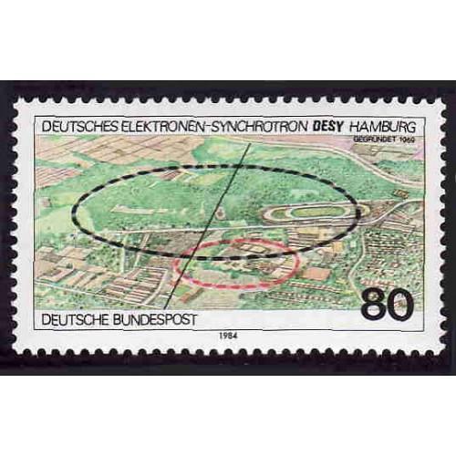 German MNH Scott #1426 Catalog Value $1.60