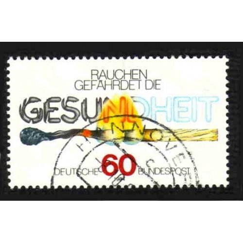 German Used Scott #1429 Catalog Value $.30
