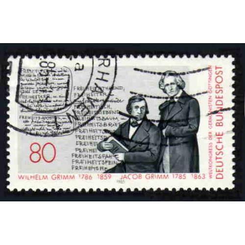 German Used Scott #1434 Catalog Value $.45