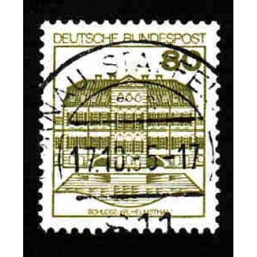 German Used Scott #1312 Catalog Value $.30