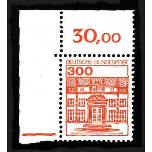 German MNH Scott #1315 Catalog Value $3.75
