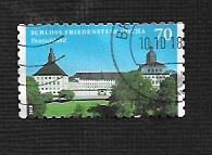 German Used Scott #3016 Catalog Value $.85