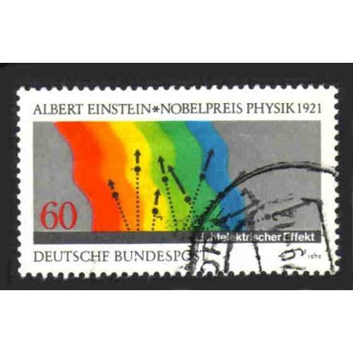 German Used Scott #1299 Catalog Value $.35