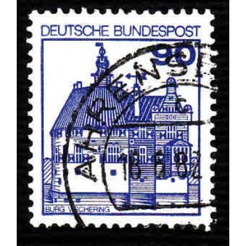 German Used Scott #1239 Catalog Value $.40