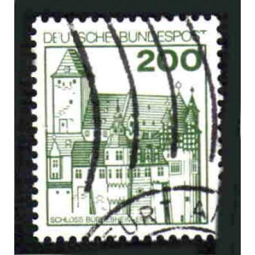 German Used Scott #1240A Catalog Value $.75