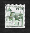 German MNH Scott #1240A Catalog Value $2.40