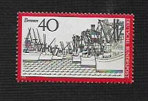 German MNH Scott #1110 Catalog Value $.80