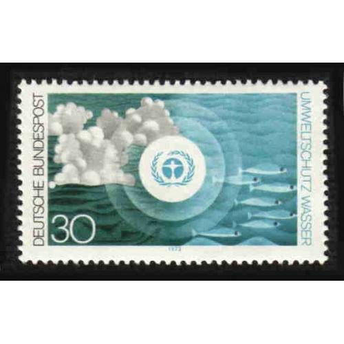 German MNH Scott #1120 Catalog Value $.40