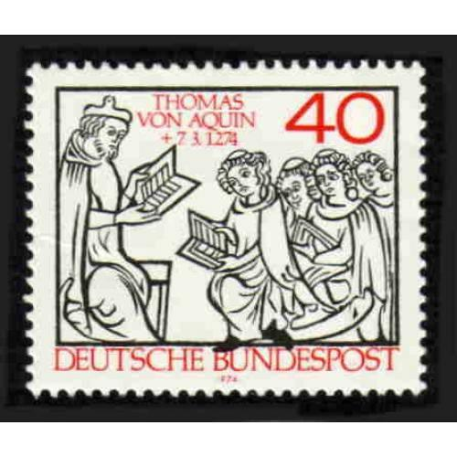German MNH Scott #1134 Catalog Value $.50
