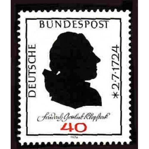 German MNH Scott #1143 Catalog Value $.50