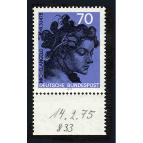 German MNH Scott #1161 Catalog Value $1.40