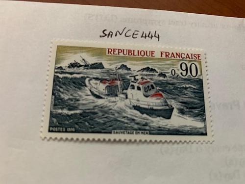 France Sea sauvage 1974 mnh