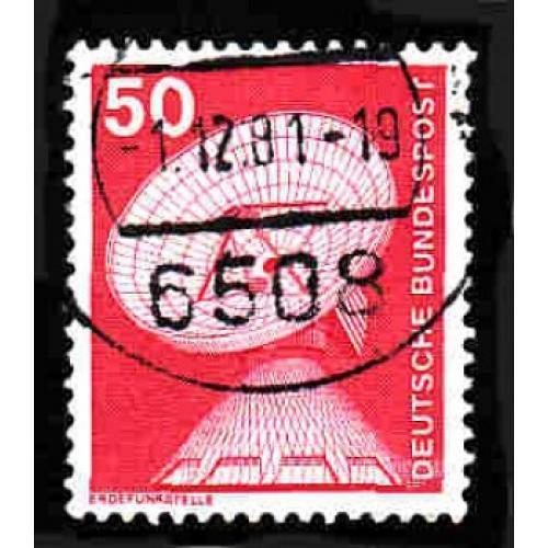 German Used Scott #1175 Catalog Value $.25