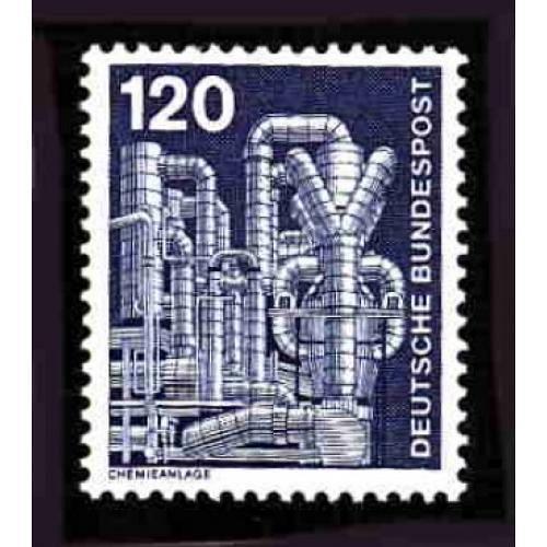 German MNH Scott #1181 Catalog Value $.80