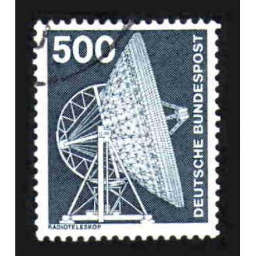 German Used Scott #1192 Catalog Value $1.20