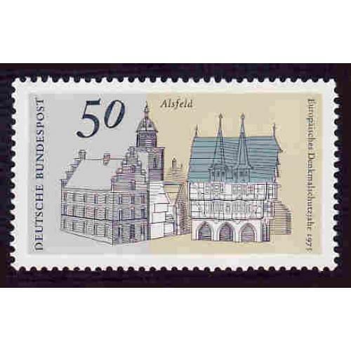 German MNH Scott #1196 Catalog Value $.75
